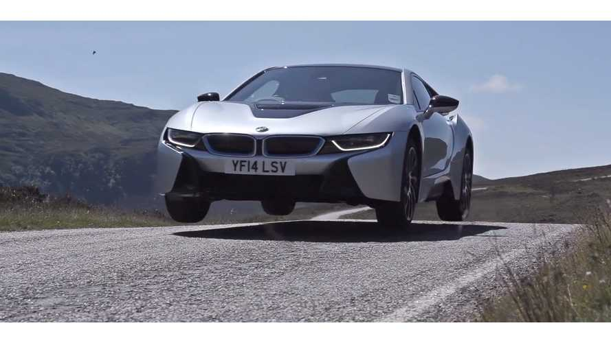 BMW M Boss Discusses i8