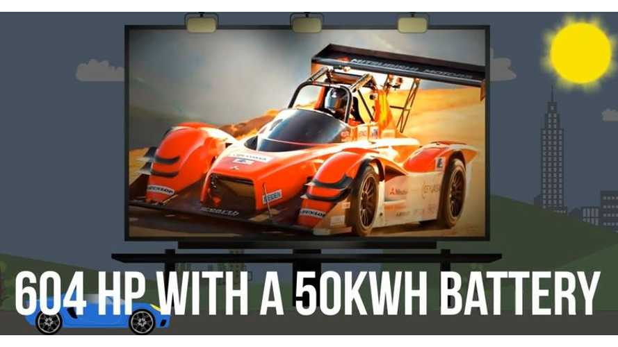 Fastest Electric Cars In The World - Video