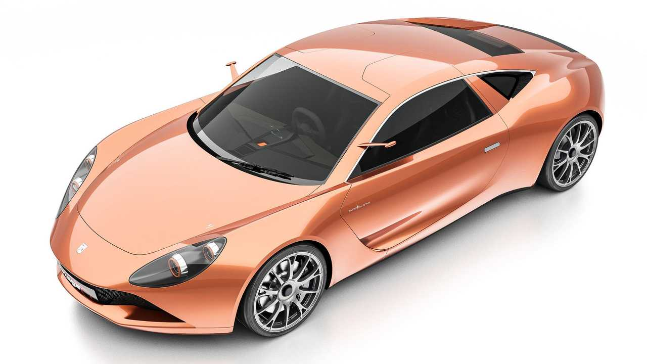 Artega Scalo Superelletra Is A 1,000-HP Electric Supercar That's Slower Than A Tesla