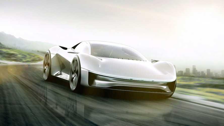 Apple Eve Electric Sports Car Concept Stuns Us