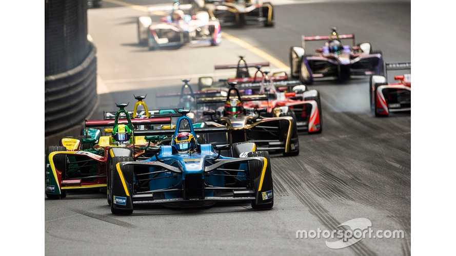 Formula E Monaco: Sebastien Buemi Holds Off di Grassi For Fourth Win - Video