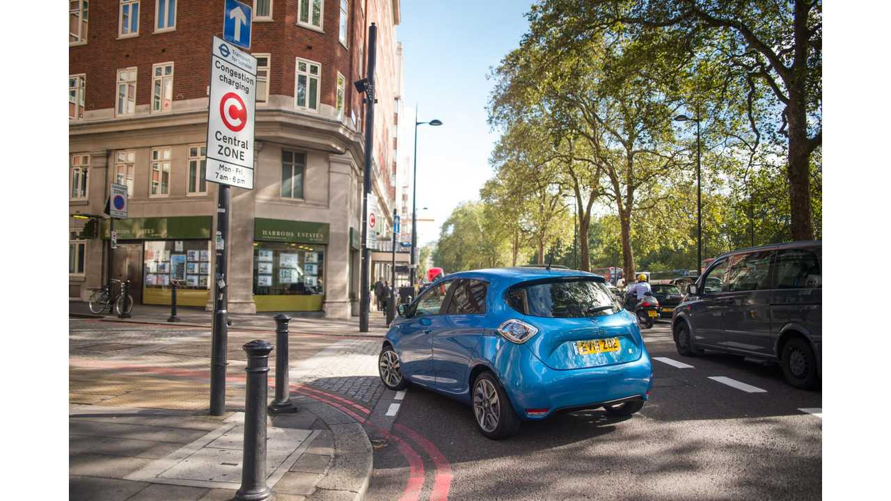 UK To Ban New Gas/Diesel Cars By 2040, EVs For The Win