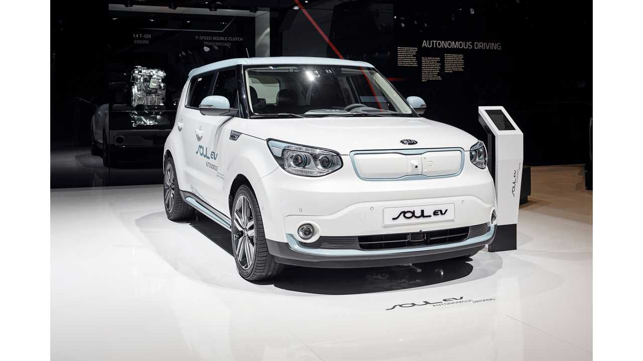 Kia Cancels Gas Soul In Europe, Only Electric Version Available