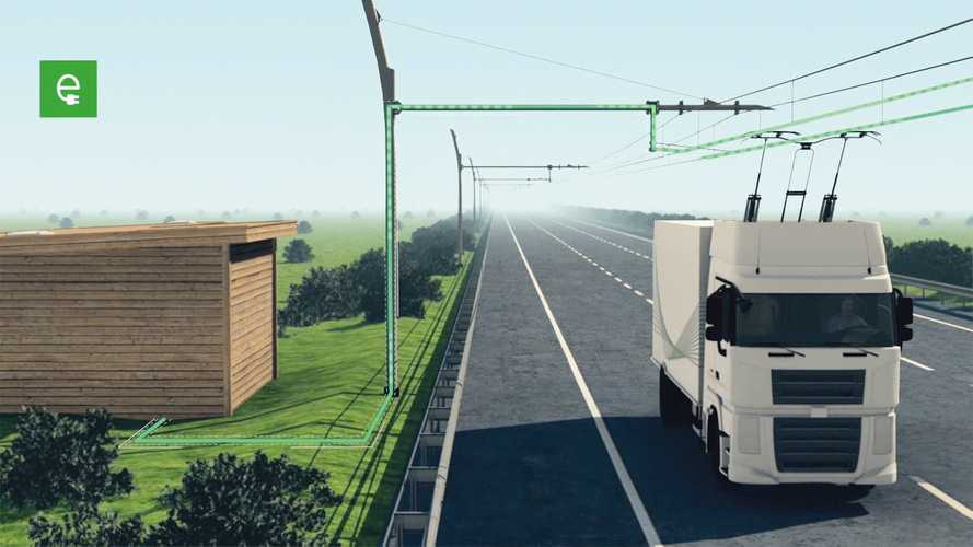 Siemens To Conduct eHighway Trials With Electric Volvo Trucks In California