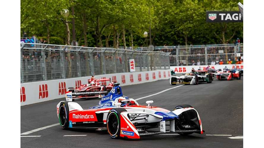Mahindra's Rosenqvist Wants To Forget About Formula E Title For Now