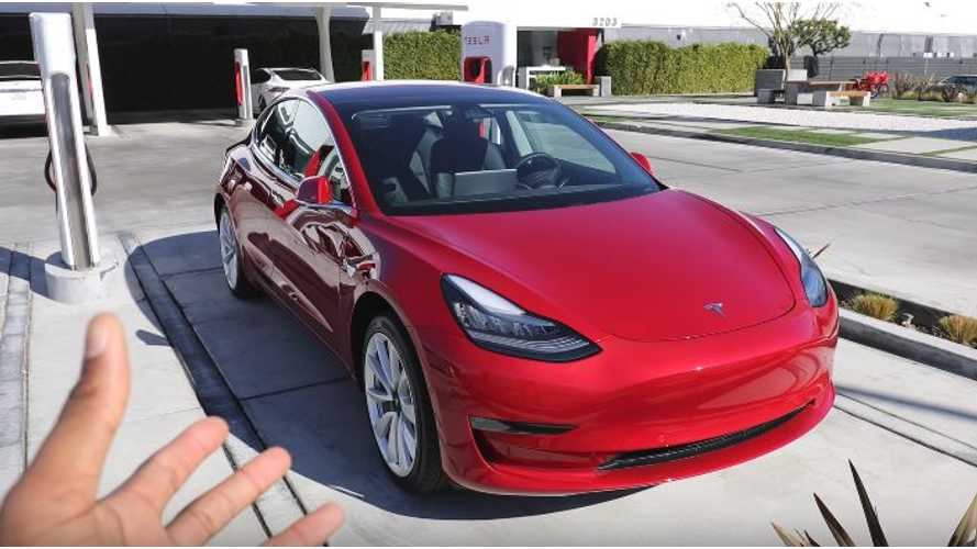 Tesla Model 3 Features Explored And Demonstrated