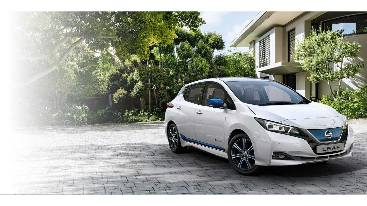 Accessorize your New Nissan LEAF