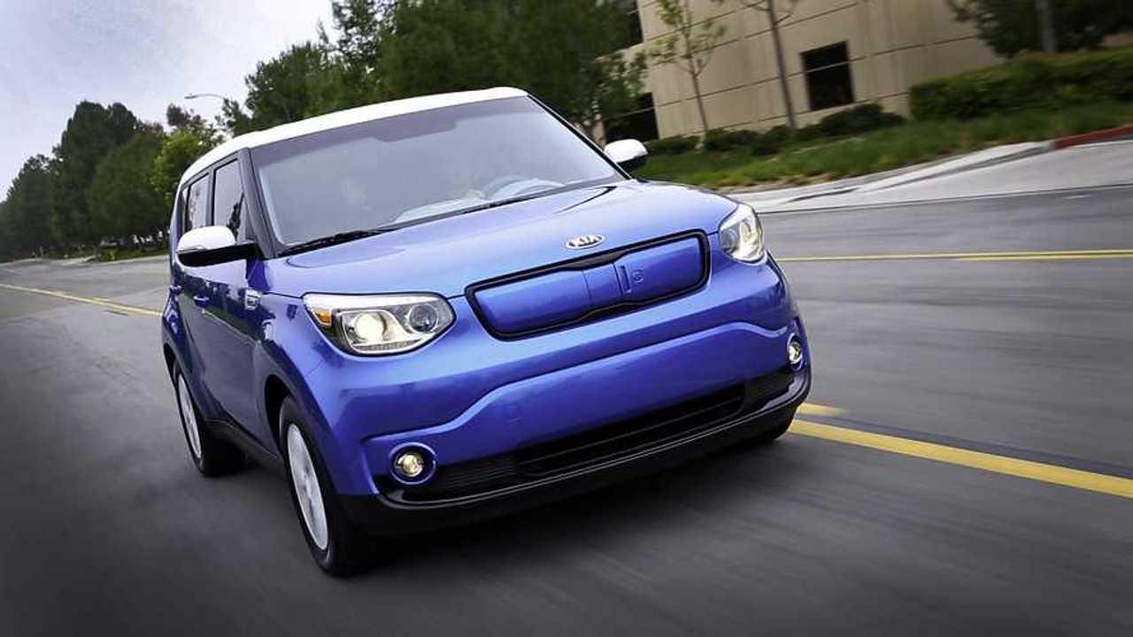 German Plug-In Electric Car Market Up 62% In April, Kia Soul EV Surges To 751