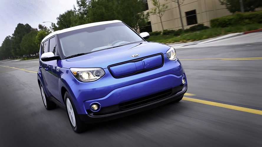 German Plug-In Electric Car Market Up 62% In April, Kia Soul EV Surges To 751