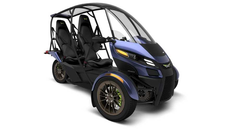 Translogic Drives Arcimoto SRK EV - Video