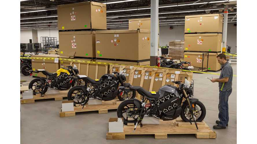 Polaris Buys Out Electric Motorcycle Line From Brammo