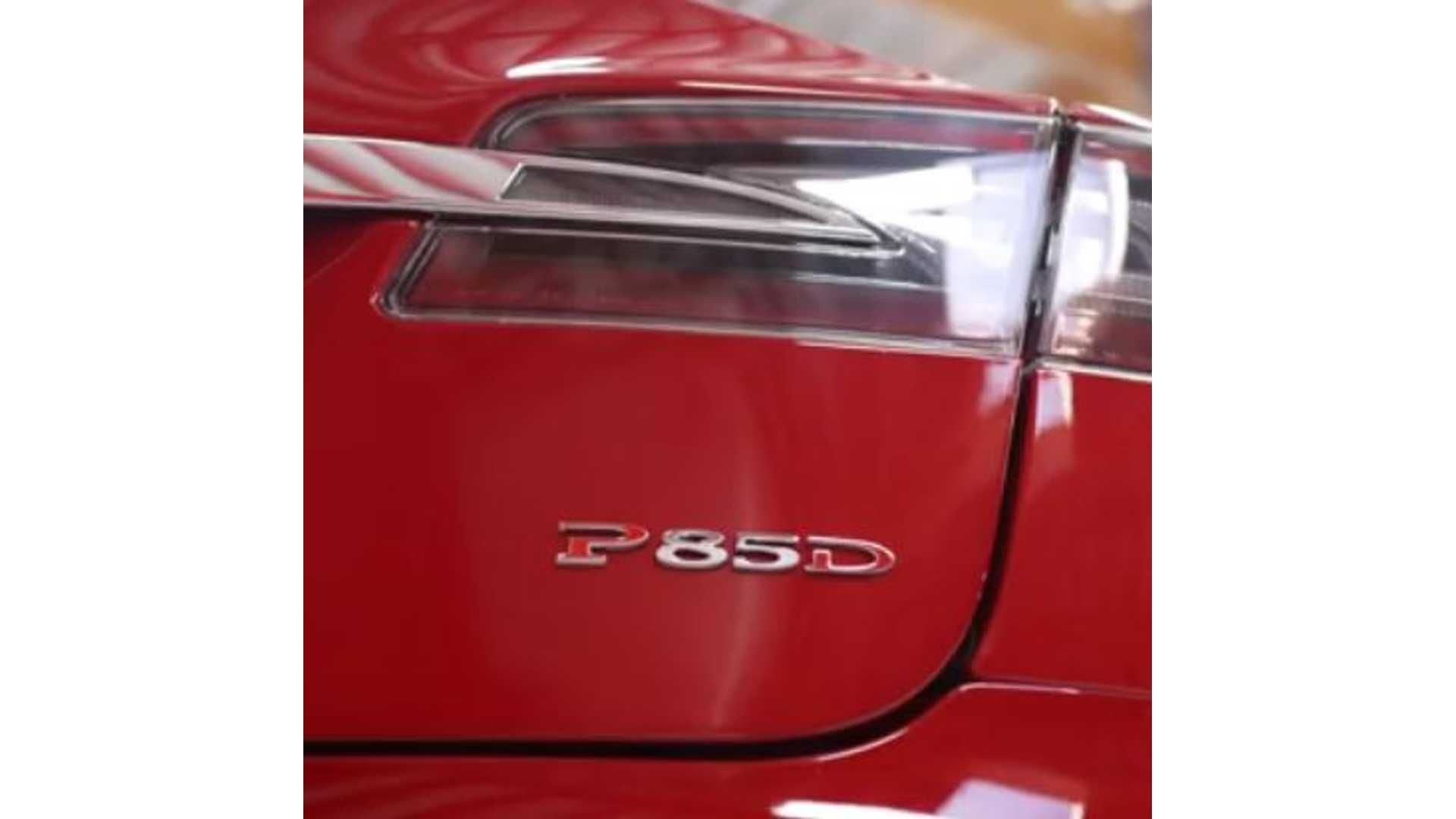 Tesla Model S P85d Firmware Update To Cut 0 60 Mph Time To