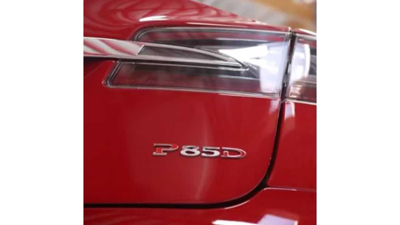 Tesla Model S P85D Firmware Update To Cut 0-60 MPH Time To 2.8 Seconds? Update: Make That 3.1