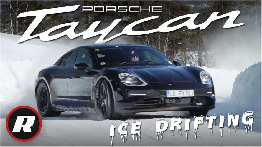 More Details On Porsche Taycan Spill After Initial Media Test Rides