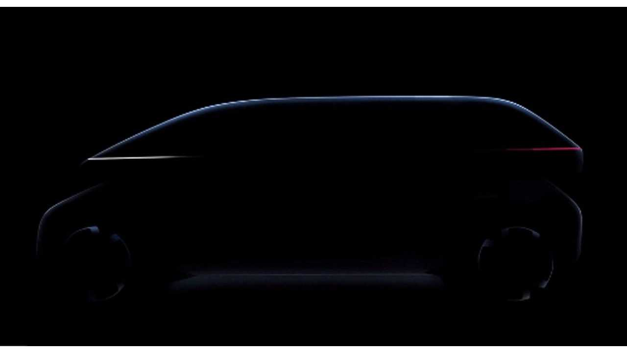 Faraday Future V9 Concept Teased in CEO Tweet