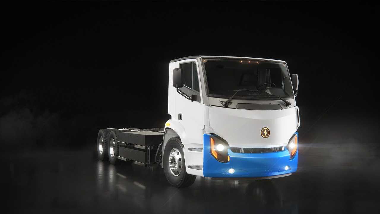 The Lion Of Electric Trucks Is Born In Canada
