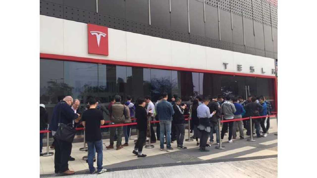 Tesla CEO Elon Musk Says Hong Kong Is A