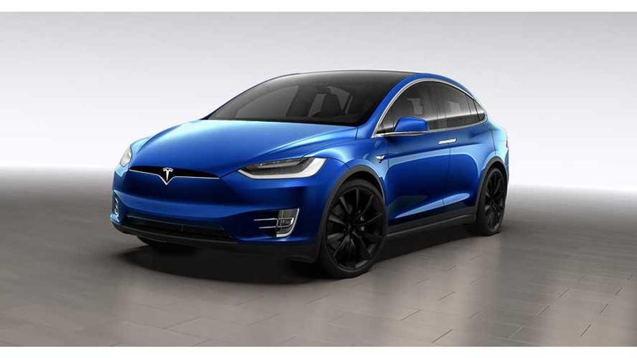Tesla Model X Test Drive Causes Unusual Phenomenon