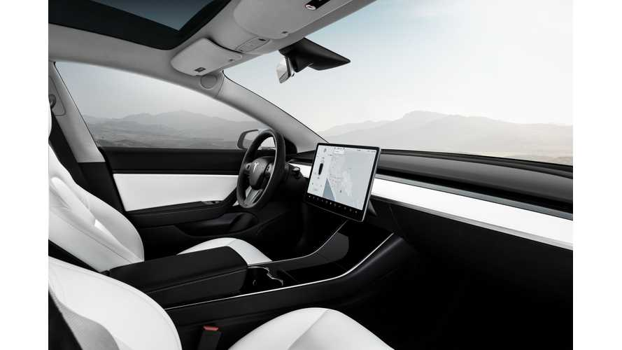 Cars.com Conducts Tesla Model 3 Touch Screen Test: It's A ...