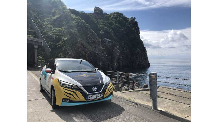 Nissan LEAF Sales On The Rise In August 2018
