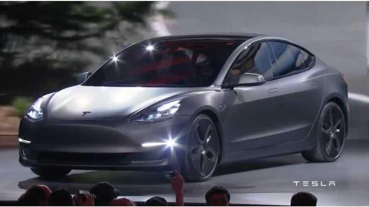 Tesla Hosting Special Model 3 Debut Events In Asia