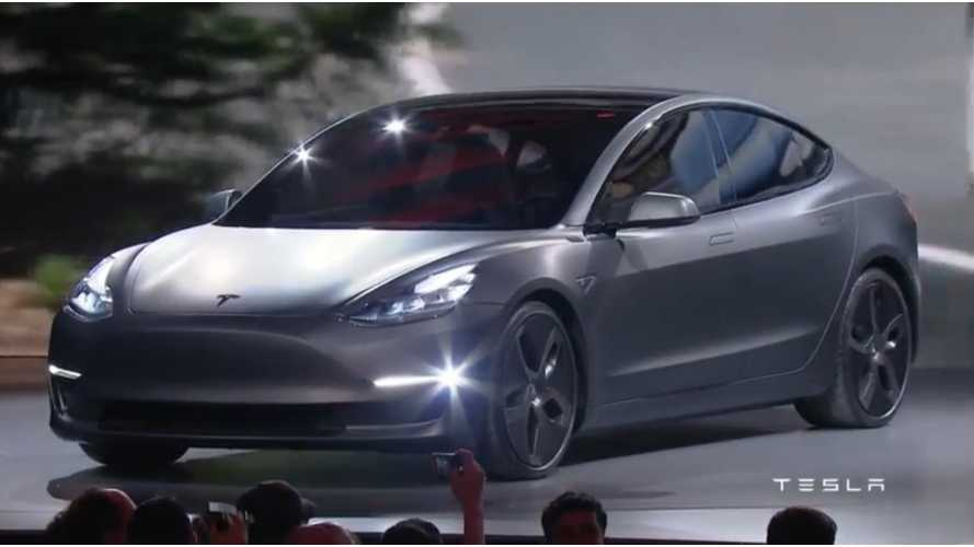 Tesla Hosting Special Model 3 Debut Events In Asia