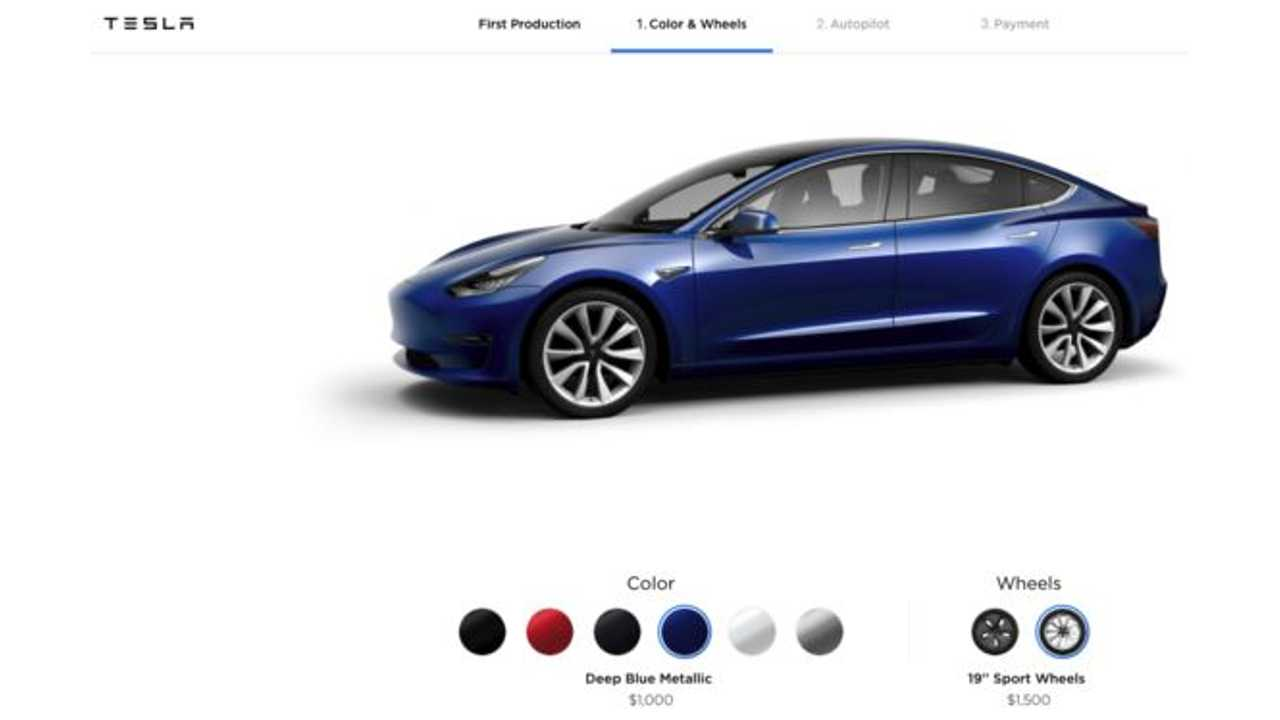 Tesla Is Opening Its Configurator To More And Reservation Holders Daily But If You Don T Have A Or Work At The Company Are Her