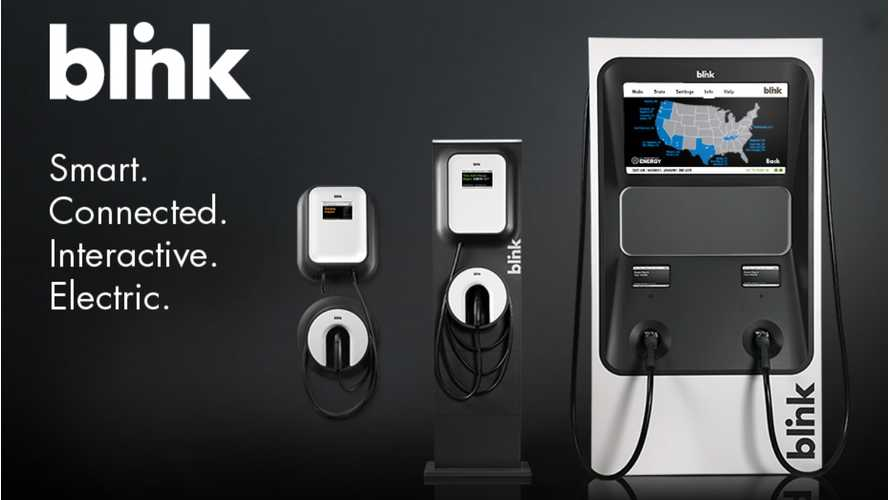 Blink Implements Post-Charging Occupancy Fee At Charging Stations