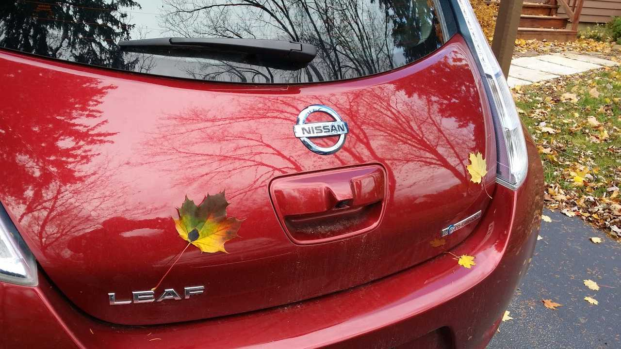 Nissan LEAF Sales Fall In July For US (image via Brian Kent)
