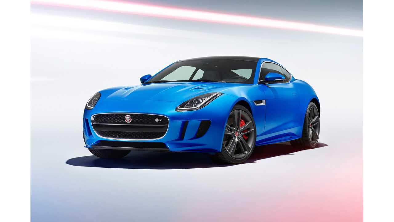 Electric Jaguar F-Type Might Be Just A Few Years Away