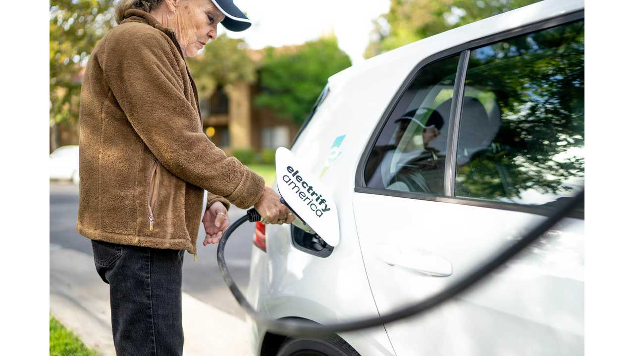 Electrify America's New Campaign Aims To Increase EV Public Awareness