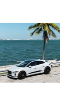 Jaguar I-PACE in Miami