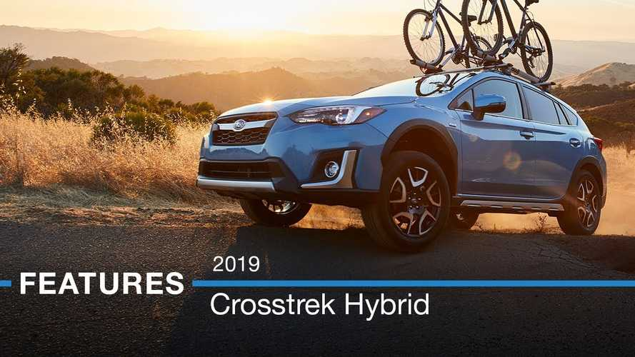 Subaru Crosstrek Hybrid Test Drives & Video Reviews