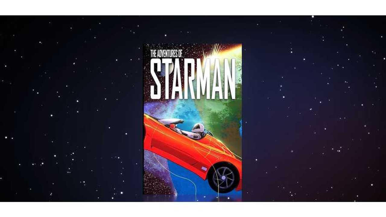 Tesla, SpaceX, Elon Musk Inspire New Starman Comic Book Series