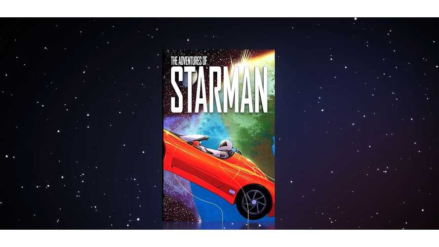 Tesla, SpaceX, Elon Musk Inspire New Starman Comic Book Series