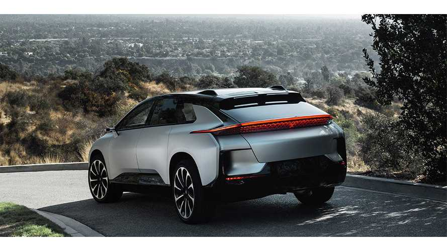 "UPDATE: Founding Exec: Faraday Future's ""Backbone Of The Company"" Departs"