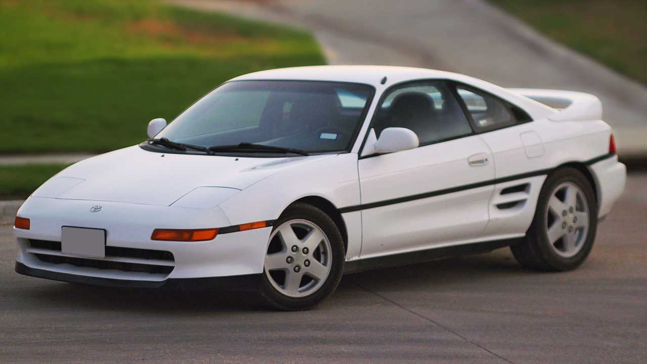 Toyota MR2 Revived As Electric Sports Car?
