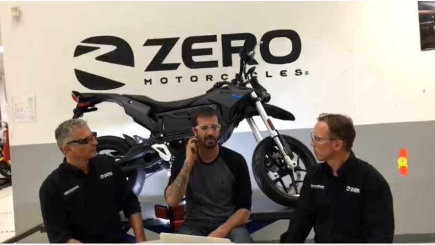 ZeroCast: Zero Motorcycles Factory Visit with Bob Burnquist - Video
