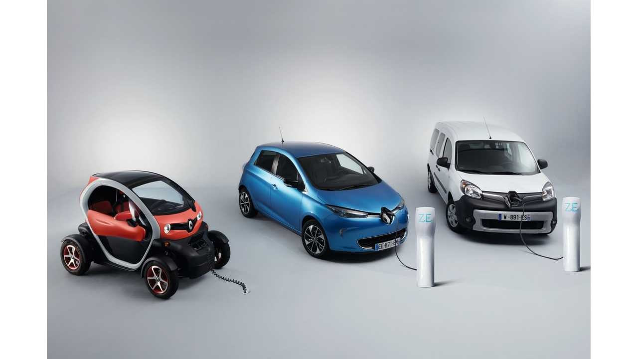 Renault Sold 32% Fewer Electric Cars In November