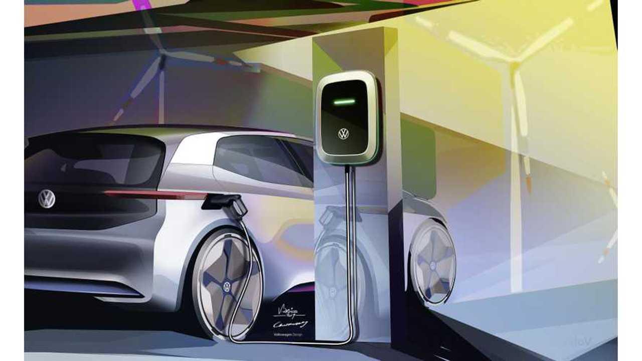 Electric Volkswagen Hatch Named ID.3