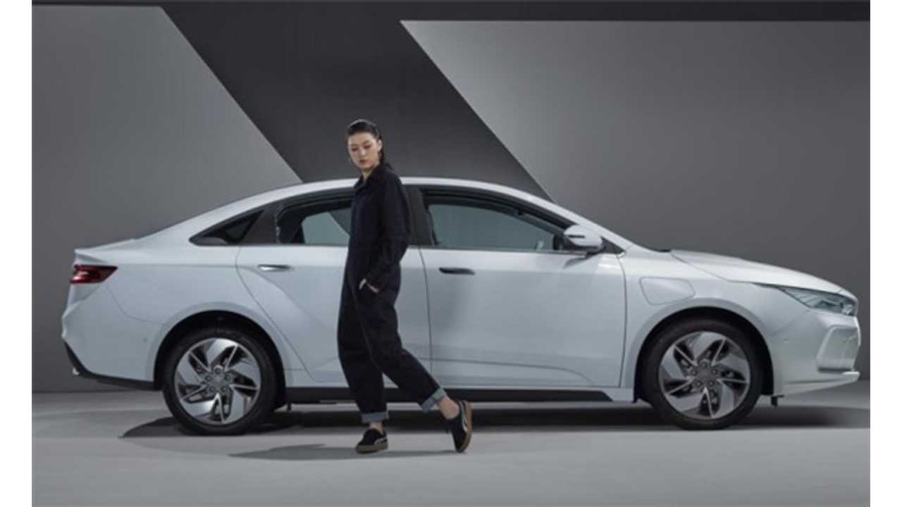 Geely Unveils GE11 Compact Electric Car: Will Be Sold Globally
