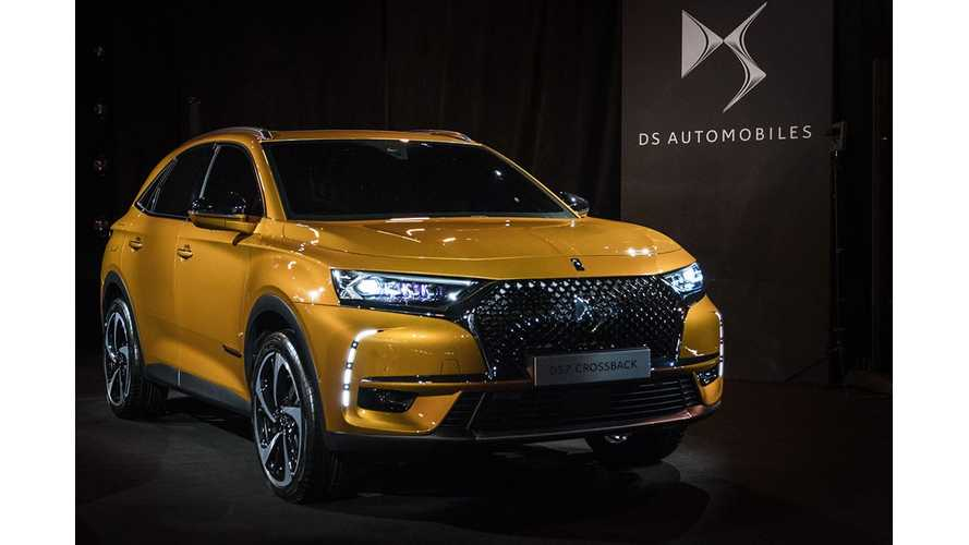 DS7 Crossback PHEV To Be Revealed In Geneva (w/videos)