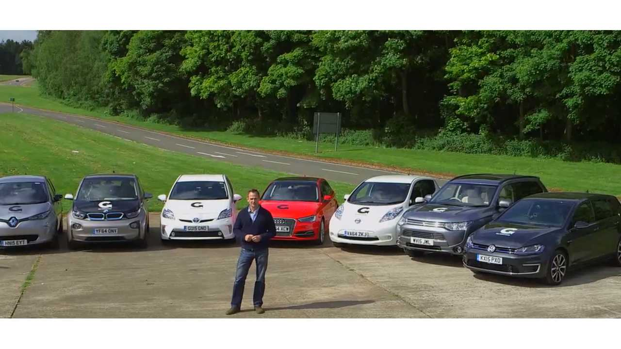 Ben Collins Plug-In Vehicles