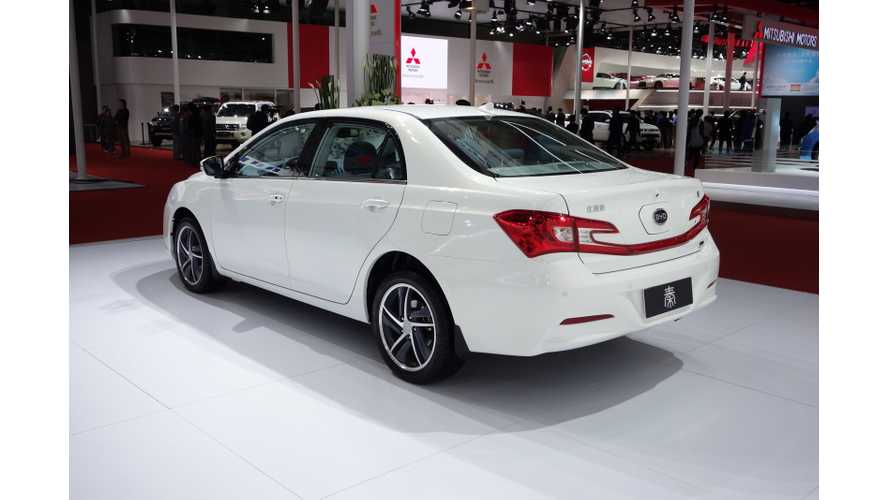 Complaints Lodged Against BYD For Lower-Than-Advertised Qin Battery Range