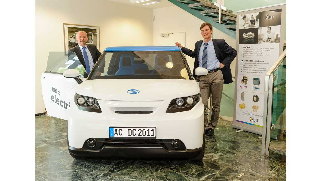 Siemens Wants Electric Vehicles To Be