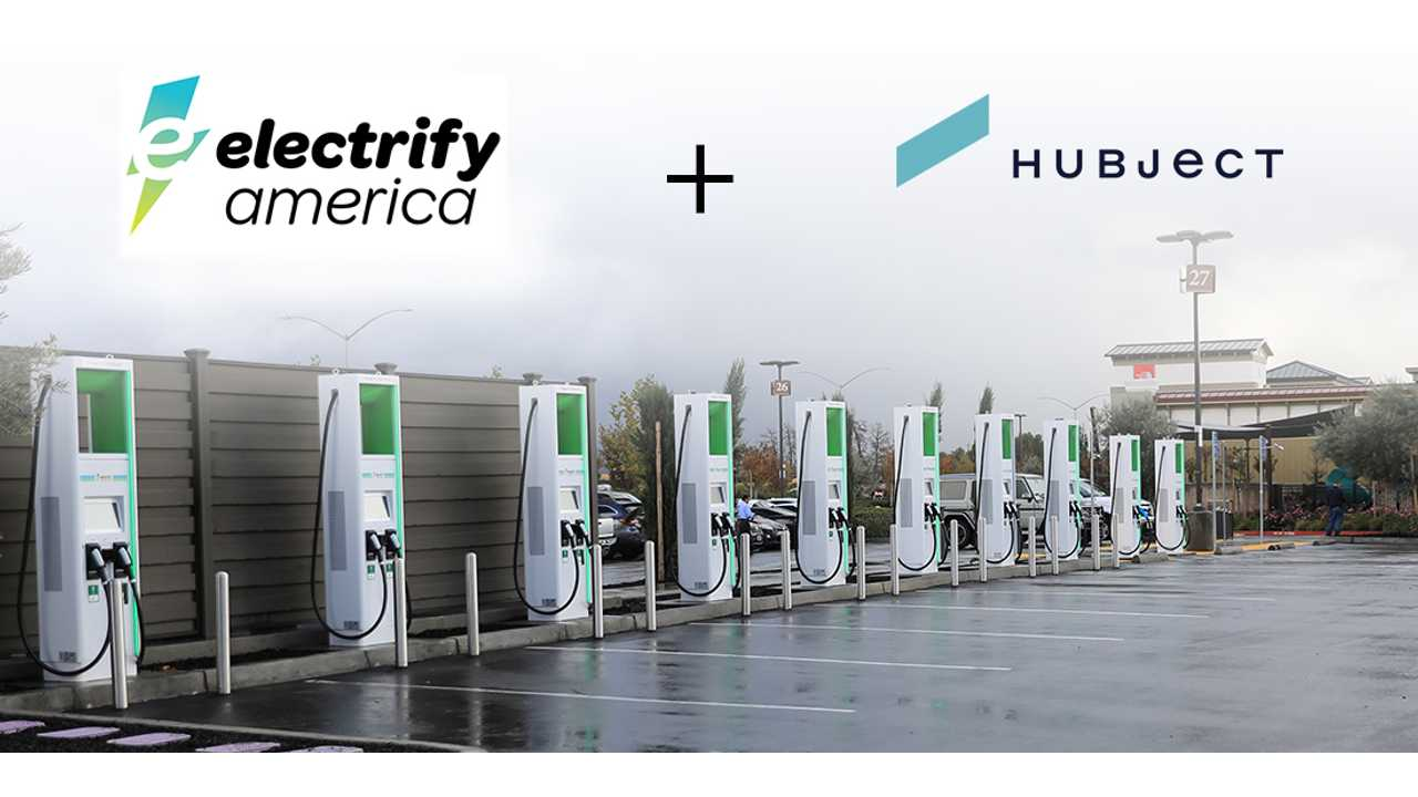 Electrify America Will Implement Plug&Charge