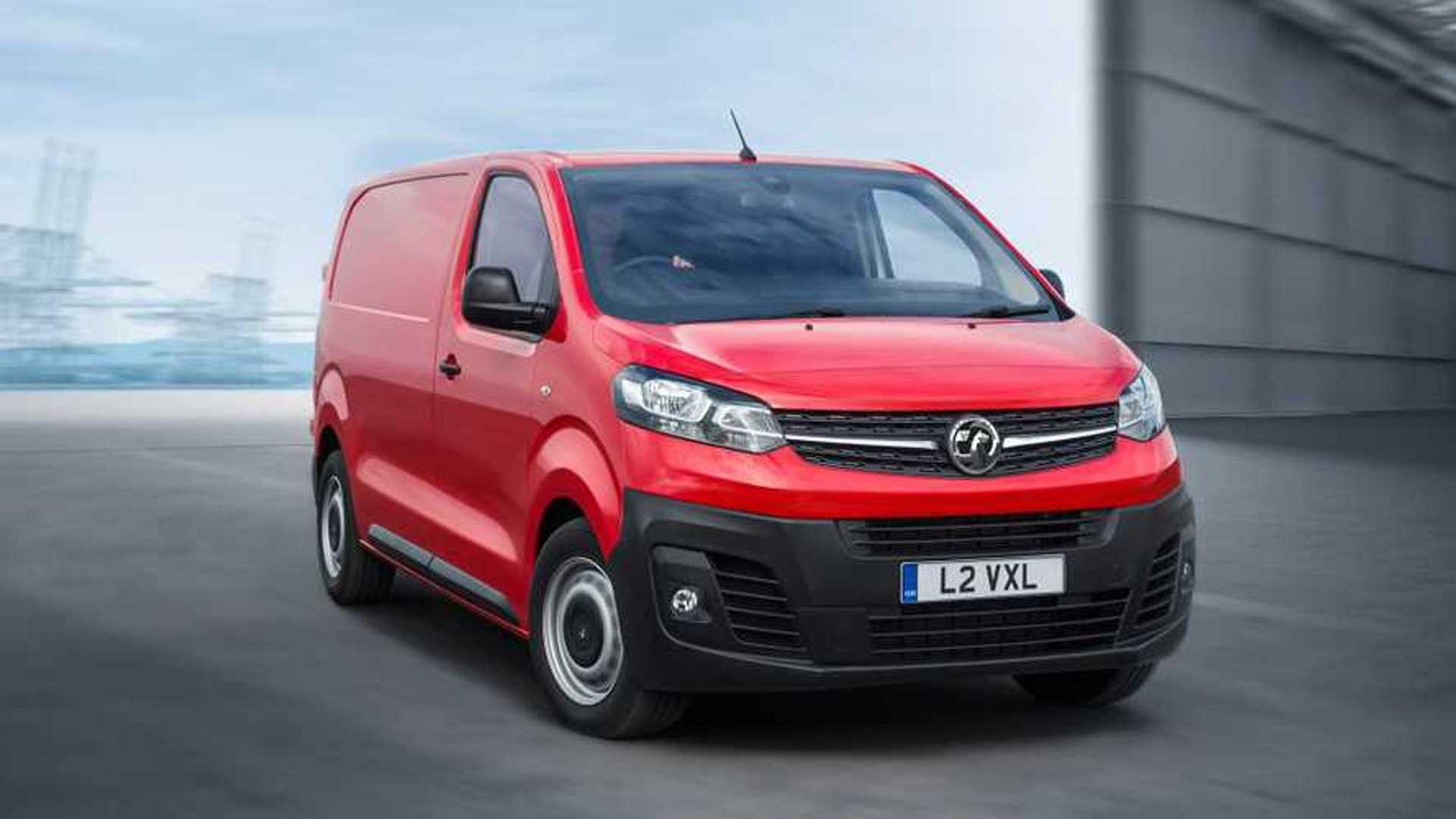 All New Vauxhall Vivaro Revealed Ev Due In 2020