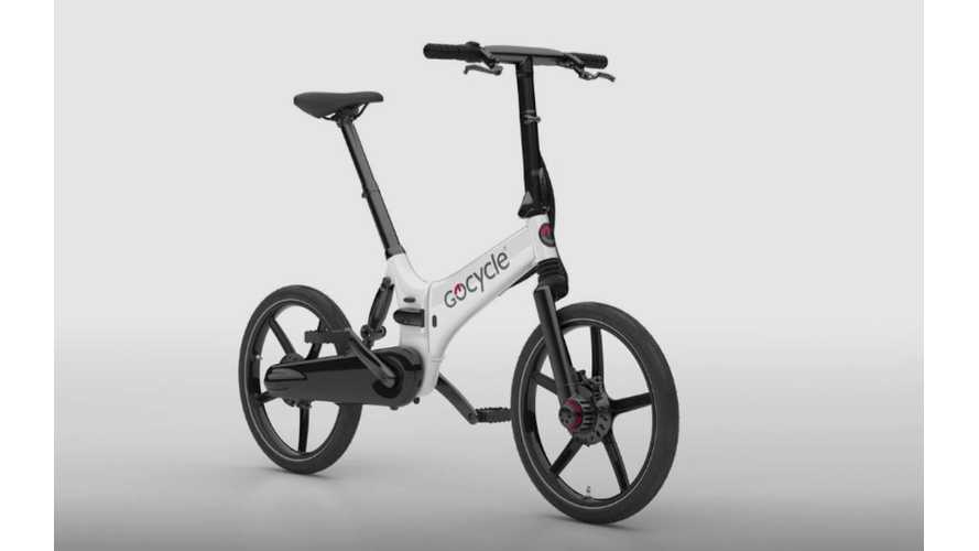 Gocycle GX Brings F1 Tech To Electric Bicycles