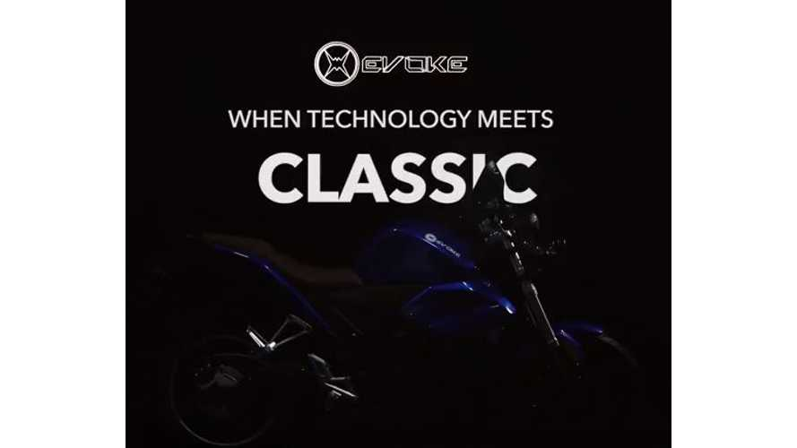 Evoke To Unveil Electric Urban Classic In Milan - Video