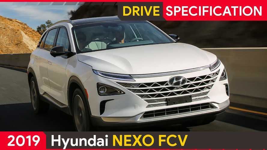 Here Is How Hyundai Improved Hydrogen Fuel Cell Cars - Nexo